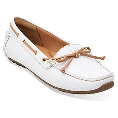 Dunbar Groove Tan Leather - Wide Shoes for Women - Clarks® Shoes - Clarks®  Shoes