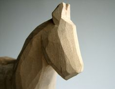 """Check out this @Behance project: """"Horse woodcarving"""" https://www.behance.net/gallery/13485419/Horse-woodcarving"""