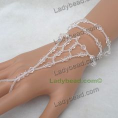 Swarovski Crystal Bling Bracelet Bridal Jewelry Made in America