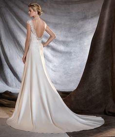 ODINE, Vestido Noiva 2017
