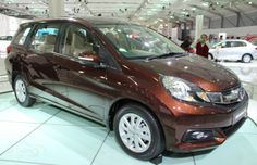 Honda Mobilio MPV unveiled- Pictures inside !