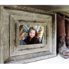 All Barn Wood Western Laramie Frames