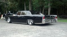 Lincoln : Continental 64 Lincoln Continental SUICIDE DOORS