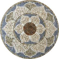 Lotus Mandala | Lótus Mandala Indiana III R0297b