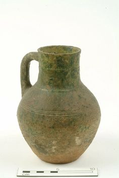 Jug Production Date: Late Medieval; 14th century