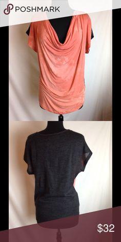Woodleigh top Woodleigh 2 tone knit top Woodleigh Tops Tees - Short Sleeve
