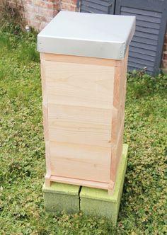 Construction de ma ruche Warré + BIG BIG cadeau inside ! - Tête d'ange