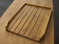 ANGLED LARGE draining board belfast sink/butler drainer med in Washing Up Bowls & Drainers Belfast Sink Draining Board, Belfast Sink Water Feature, Belfast Sink And Drainer, Belfast Sink Washing Up Bowl, Belfast Sink Planter, Belfast Sink Kitchen, Kitchen Sink, Washing Up Bowls, Butler Sink