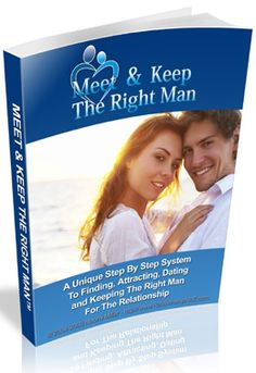 Meet & Keep The Right Man™ - Dating Book $37.00