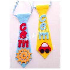 felt tie for kids