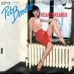 Pat Benatar - Heartbreaker. I played this album over and over again back in around 1979. Love Pat!