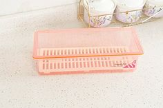 MultiFunctional Plastic Kitchen Tableware Chopsticks Spoon Fork Storage Box With Cover Drop Water * More info could be found at the image url.