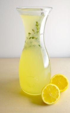 Thyme and Lemonade