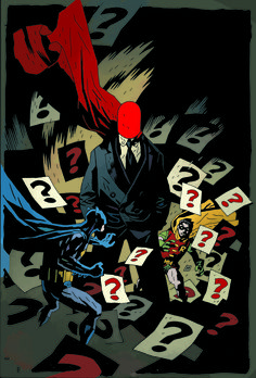 Comic Book Artist: Mike Mignola | Abduzeedo | Graphic Design Inspiration and Photoshop Tutorials