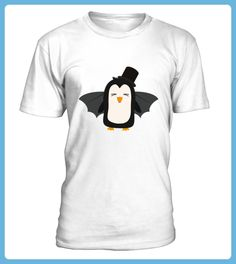 Penguin vampire with hat cszqb Tshirt (*Partner Link)
