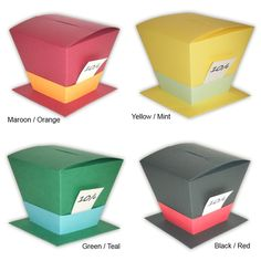mad hatter gift boxes