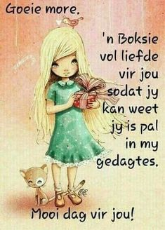 Good Morning Prayer, Good Morning Messages, Good Morning Good Night, Good Morning Quotes, Morning Blessings, Cute Picture Quotes, Cute Quotes, Funny Quotes, Lekker Dag