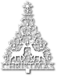 Tutti Designs - Cutting Die - Viney Christmas Tree,$12.99