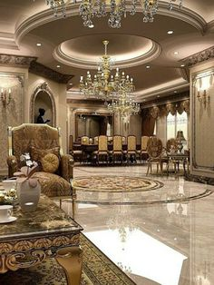 Luxus Interieur Design dream house luxury home house rooms bedroom furniture home bathroom home modern homes interior penthouse Mansion Interior, Luxury Homes Interior, Home Interior Design, Luxury Apartments, Interior Ideas, Interior Work, Studio Interior, Classic Interior, Design Interiors
