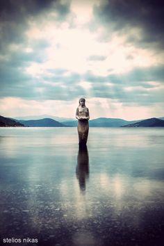 Forgoten Mermaid - #Almyropotamos, Evia / by Stelios Nikas, via 500px