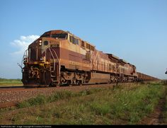 Foto RailPictures.Net: EFC 822 EFC - Estrada de Ferro Carajás GE C44-9W (Travessão 9-44CW) no Campo de Perizes, Maranhão, Brasil por Cristiano R.Oliveira