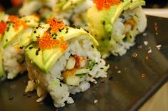 FDA and EPA update on seafood consumption for sushi lovers.