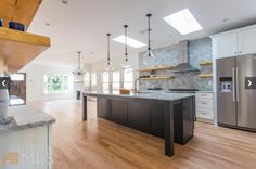 dream kitchen // 516 Angier Ave NE