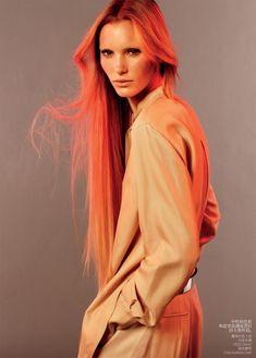 Emily Baker : Vogue China May 2011 : Daniel Jackson