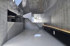 House in Abiko by fuse-atelier