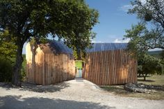 La Cabotte / H2O Architectes | AA13 – blog – Inspiration – Design – Architecture – Photographie – Art
