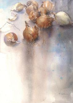 2013 Kanta Harusaki watercolor