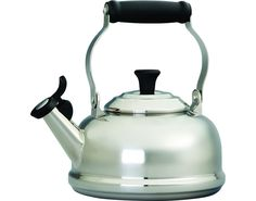 Stainless Steel Classic Whistling Kettle   Le Creuset