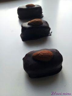 Zdravá máma: Kokosové kostky