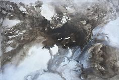 Couture Smoke    From a unique collection of abstract paintings at https://www.1stdibs.com/art/paintings/abstract-paintings/