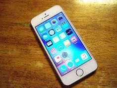 Apple iPhone 5S White/Gold Unlocked 32GB EXCELLENTCheap!Buy It Now!! | eBay