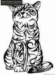 best cat tattoo - Buscar con Google