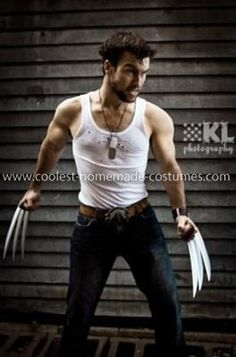 How to make a thor costume thor thor costume and costumes coolest homemade wolverine costume after moving to canada from australia last year i never realized how many people get into halloween here solutioingenieria Gallery
