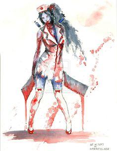 My Zombie Akali :)