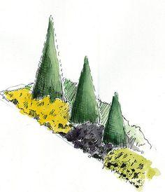 Kondziowy Ogród :) - strona 206 - Forum ogrodnicze - Ogrodowisko Garden S, Plant Design, Conception, Planting, Graphics, Landscape, Balcony, Plants, Graphic Design