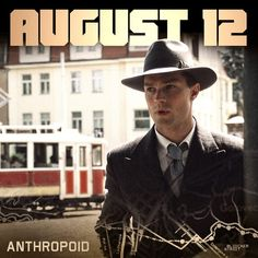 Jamie Dornan Life: Two New Stills from 'Anthropoid'