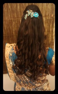 #South #Indian #bride #bridal #hairstyle