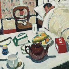 Edward Morland Lewis, Breakfast.