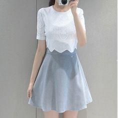 2015 Korean Summer Dress | Aliexpress.com