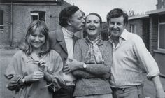 The Good life ~ Felicity Kendall, Paul Eddington, Penelope keith,  Richard Briers