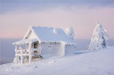 Sugar House, Finland. By Andrey Chabrov