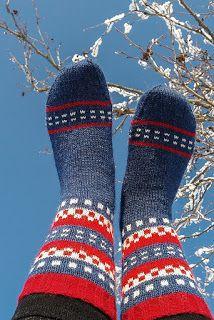 Knitting Socks, Hand Knitting, Gloves, Slippers, Blog, Socks, Easy Knitting Projects, Tutorials, Knit Socks