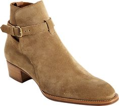 ec95212fc94f Saint Laurent Wyatt Ankle Boots - Ankle Boots - Barneys.com Nude Ankle Boots