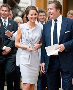 No todo son olimpiadas para Kate Middleton