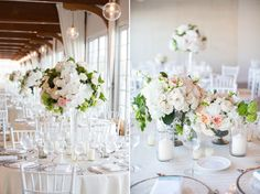Romantic Wedding Reception Ideas from Melissa Robotti Photography. To see more: http://www.modwedding.com/2014/01/01/romantic-wedding-reception-ideas-melissa-robotti-photography/ #wedding #weddings #reception