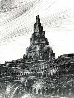 DESSIN ANCIEN (1962) - Philippe Druillet